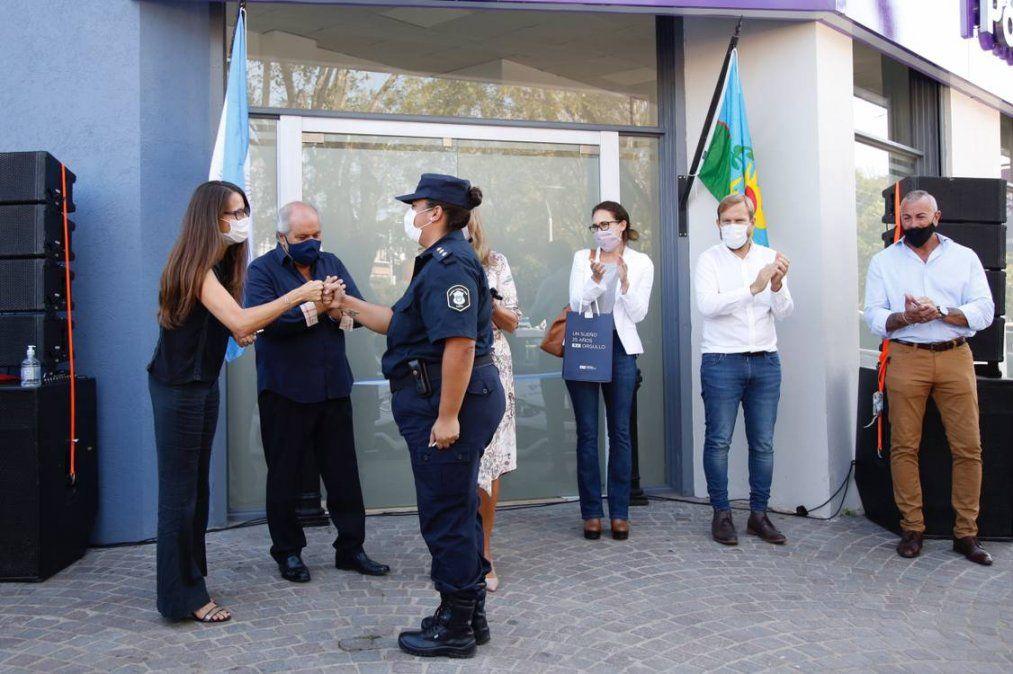 Inauguraron la Secretaría de la Mujer en Ezeiza