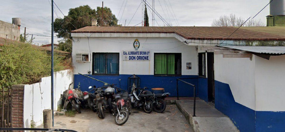 Dolor en Brown: un policía perdió la vida por el coronavirus