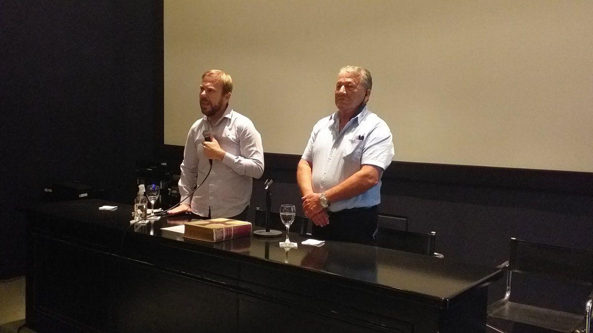 Designaron al nuevo Secretario de Gobierno de Ezeiza: Roberto Mosto, un viejo conocido de la politica local