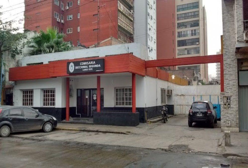Escándalo en Lanús: detuvieron a un comisario por asociación ilícita
