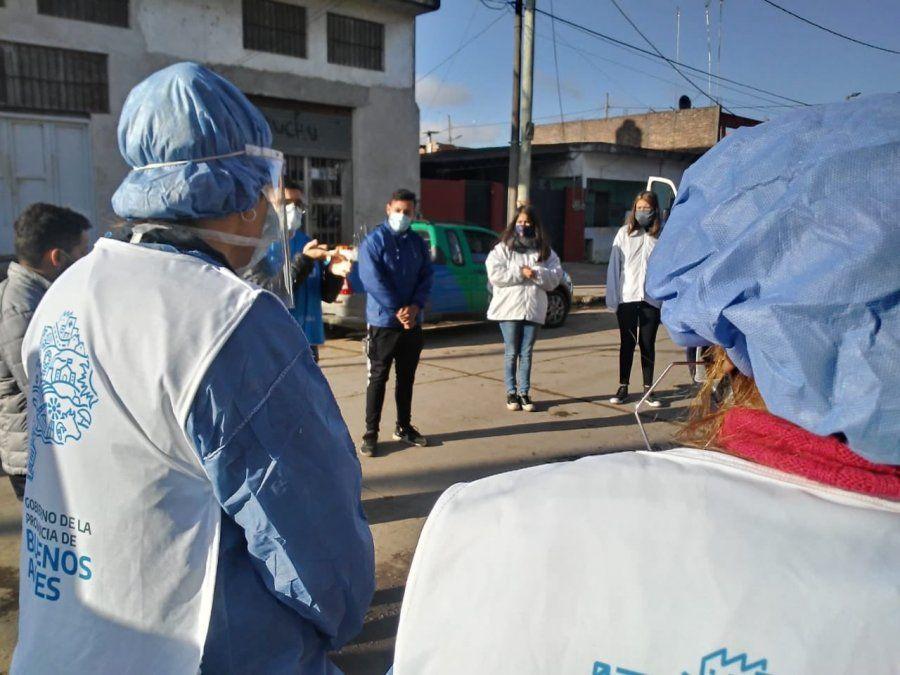 Coronavirus en Lomas: seis muertes y gran aumentos de casos