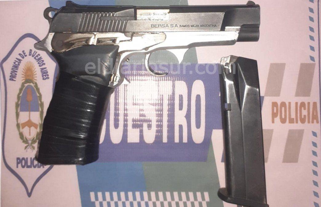 Luis Guillón: Intensa búsqueda de un delincuente