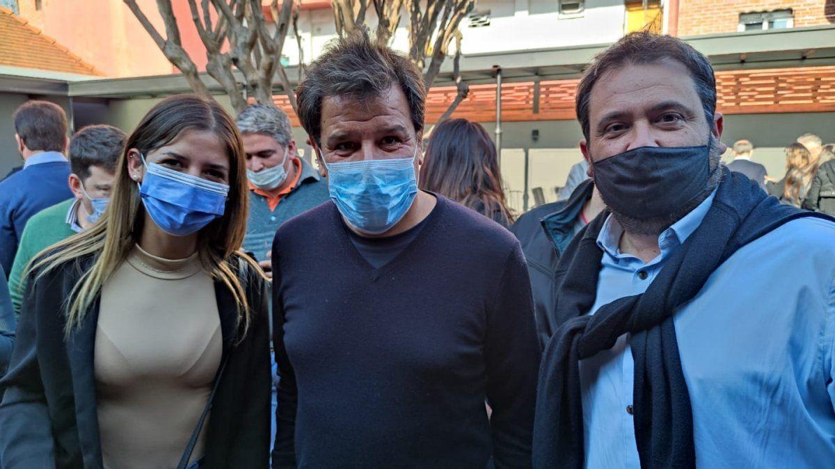 Leandro Ameri compite en estas elecciones primarias con Marcelo Raimondo.