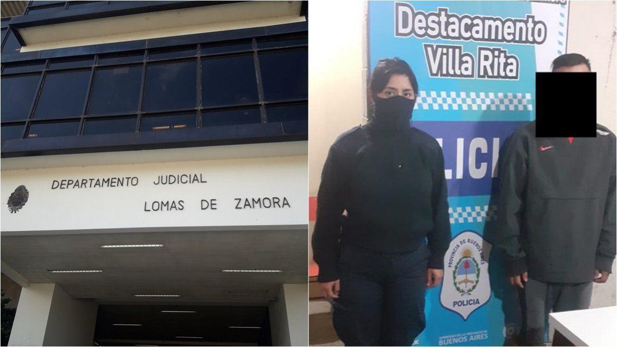 Lomas de Zamora: el acusado de quemar a su pareja no quiso declarar y revelan antecedentes de violencia
