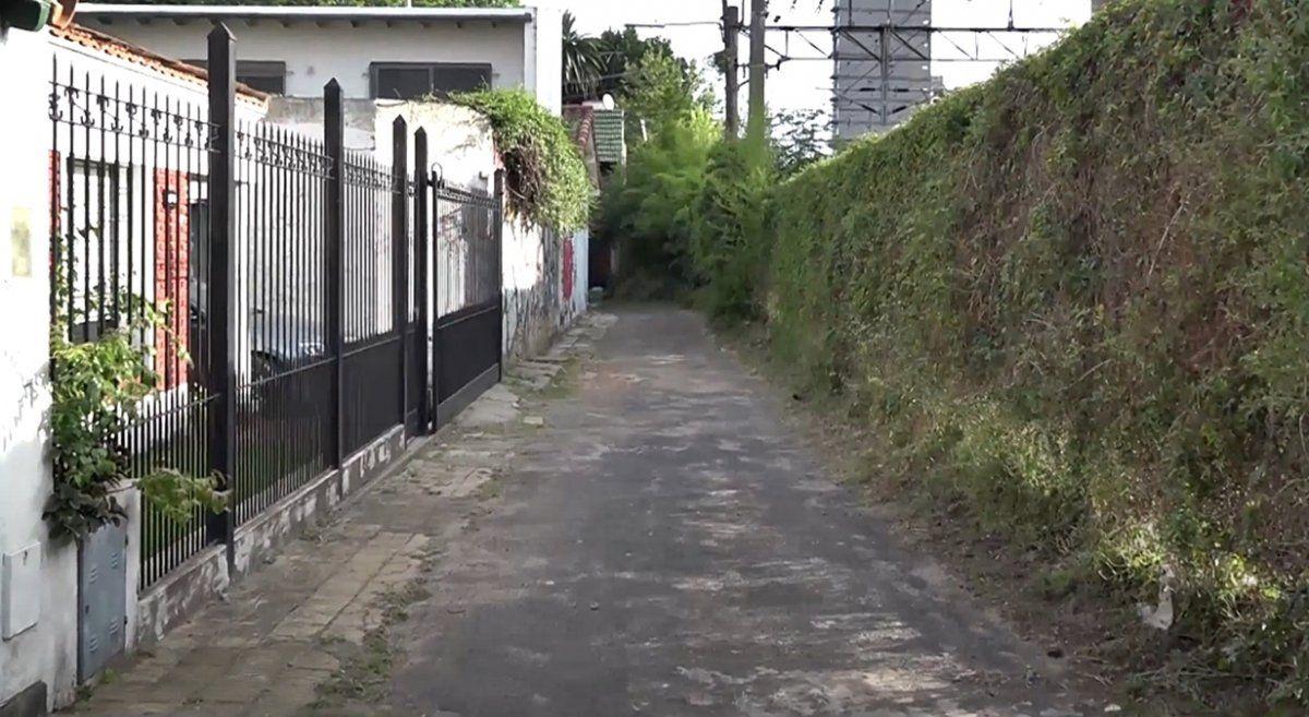 Eldrama de los vecinos delPasaje Zenón Gómez,el callejón escondidode Lomasde Zamora