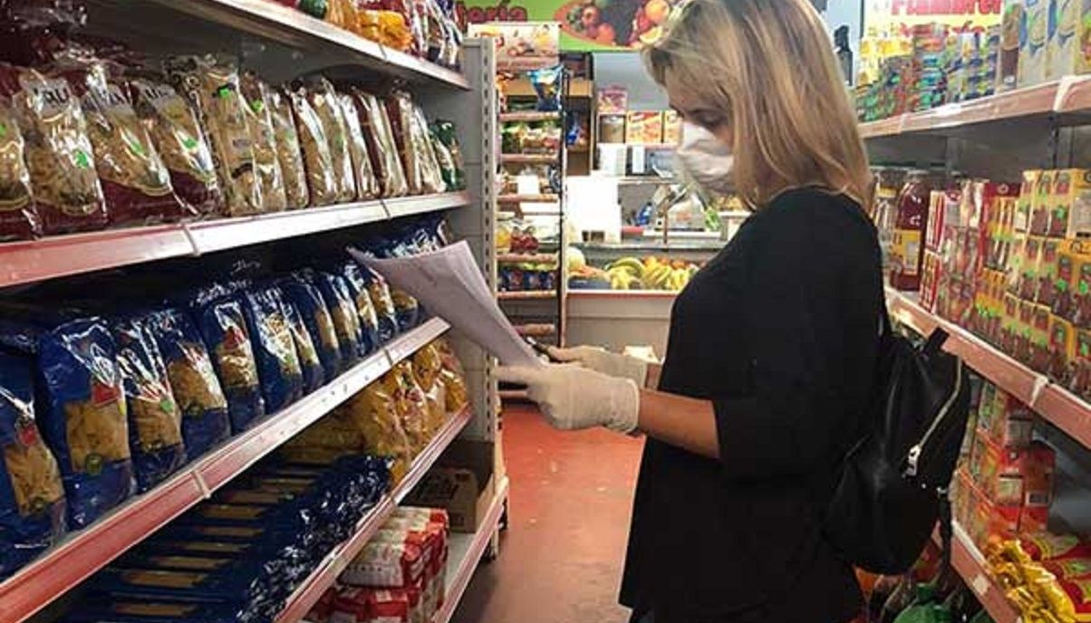 Control de precios: la Defensoría del Pueblo realiza operativos en supermercados