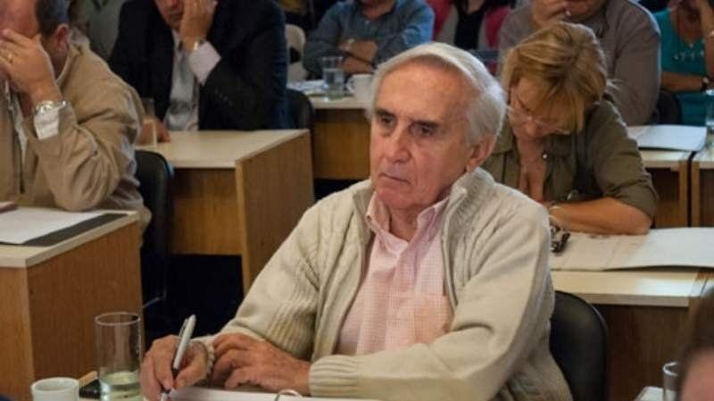 Falleció un respetado concejal de Esteban Echeverría
