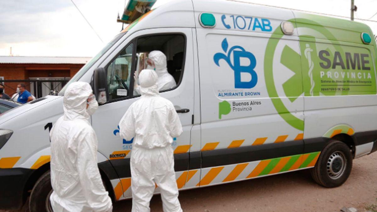 Coronavirus en Brown: bajaron los contagios diarios y no hubo fallecidos