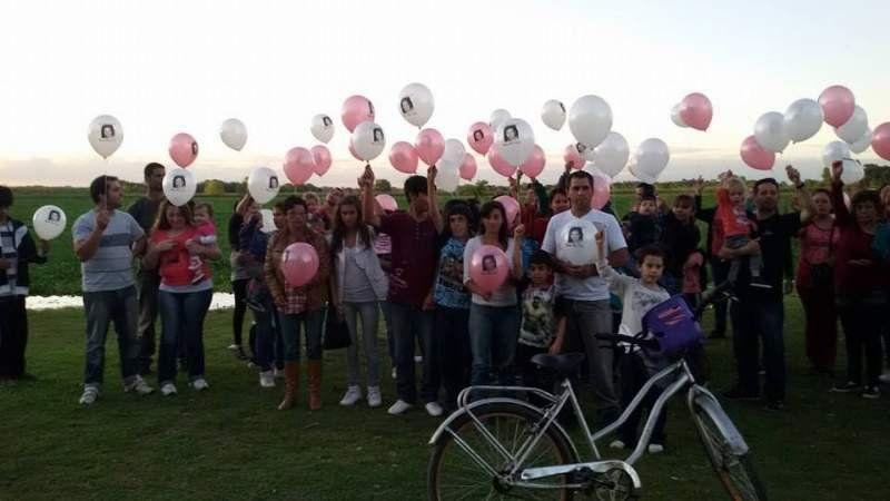 En el día de su cumpleaños recuerdan a Aymará Ortiz