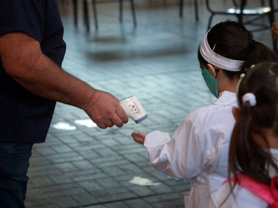 Provincia: gremio docente anuncia un paro en contra de las clases presenciales