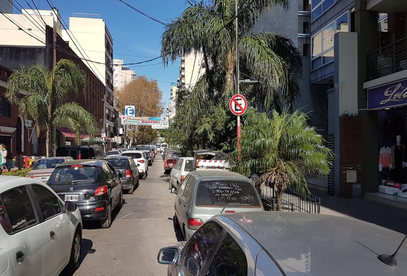 lanus: por el caos para estacionar, impulsan la construccion de cocheras