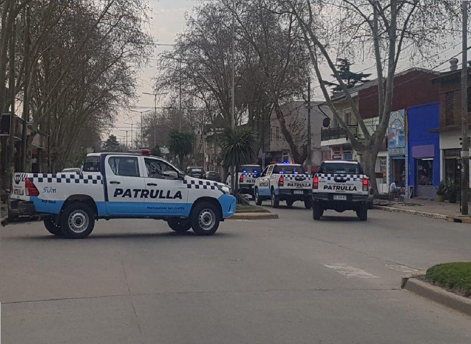 Nuevas patrullas municipales en San Vicente: ahora el Municipio tiene más que la Policía