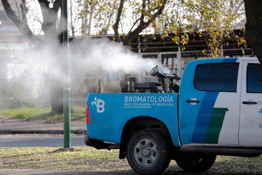Preocupación por el dengue en Almirante Brown
