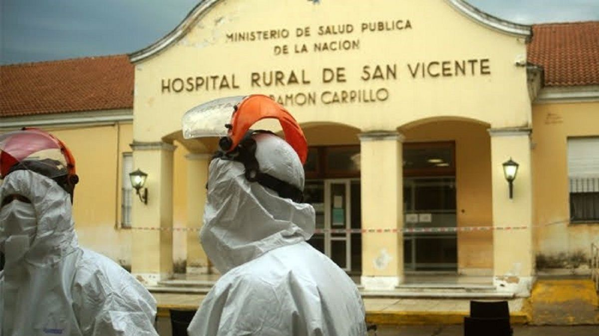 Coronavirus en San Vicente