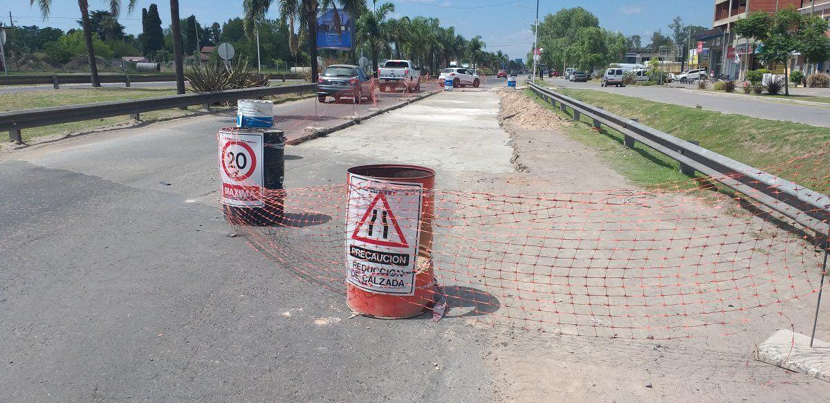Obras de bacheo en Canning: qué calles se verán afectadas.
