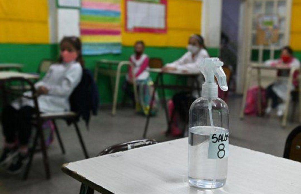 Seguirán las clases presenciales en Cañuelas a pesar de las restricciones.