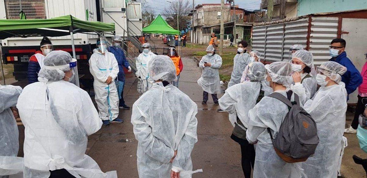 Lomas de Zamora superó los 2000 casos de coronavirus