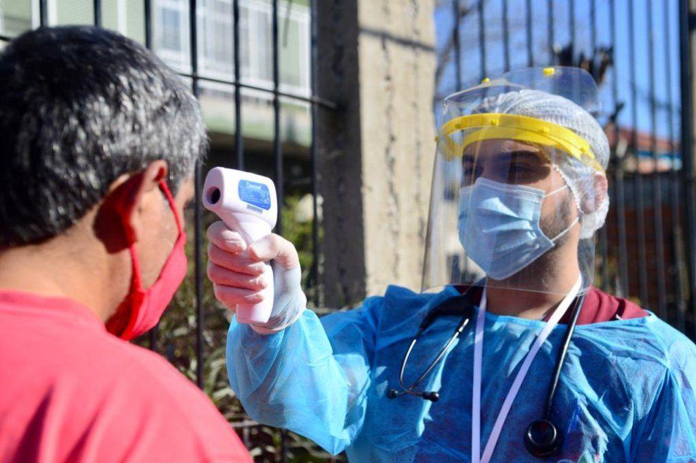 Covid-19 en Esteban Echeverría: 3.217 casos confirmados