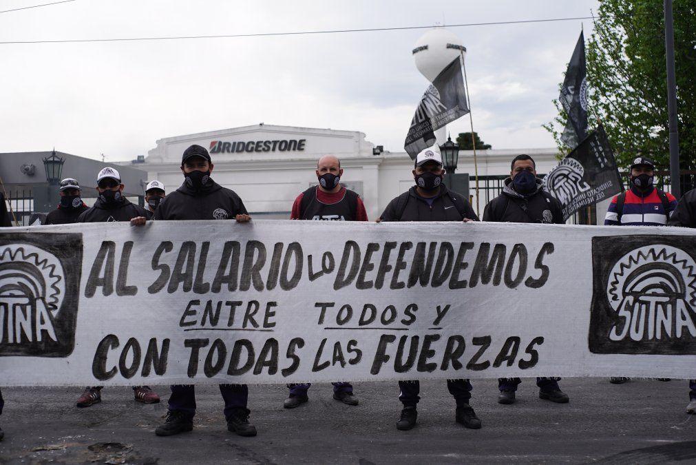 Trabajadores de Firestone consiguieron un aumento salarial