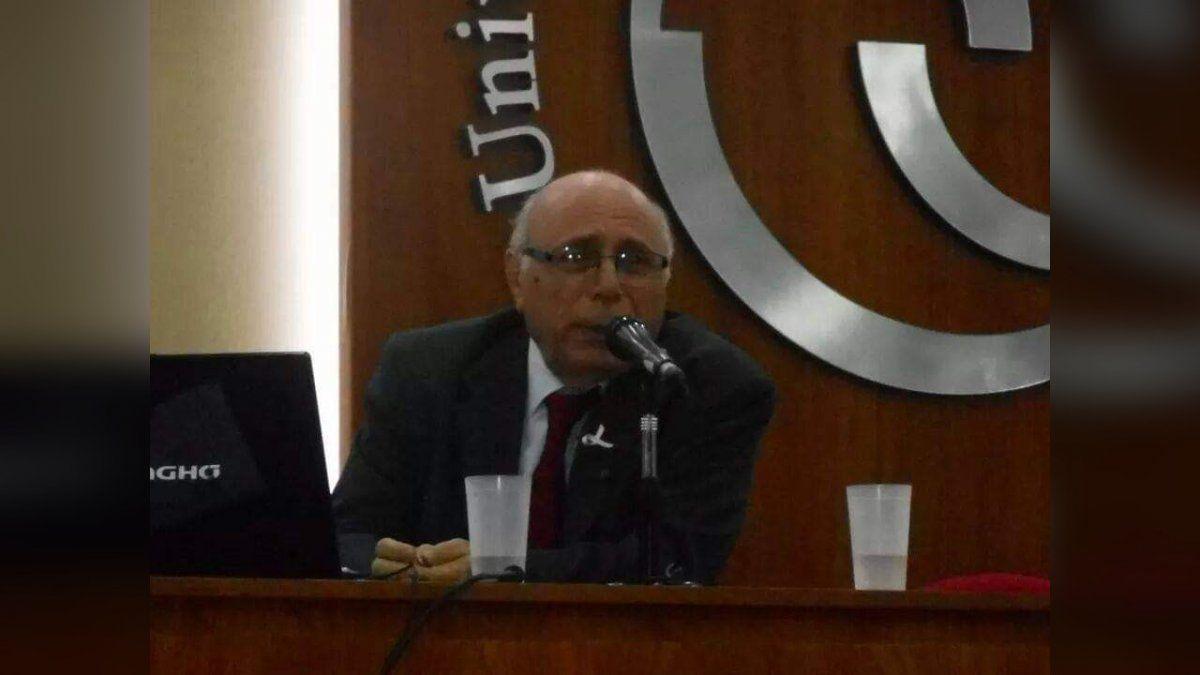 Dolor en el Oñativia: falleció el ex director del establecimiento Francisco Grosso