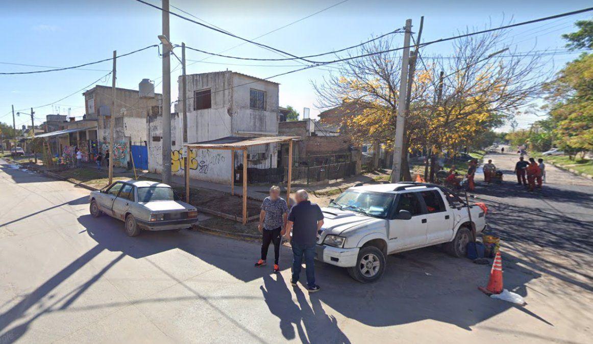 Policía se resistió a los tiros a un robo e hirió a dos ladrones en Lomas