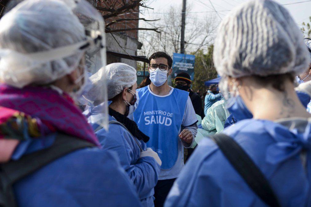Coronavirus en Lomas: seis muertes y casi 200 nuevos casos