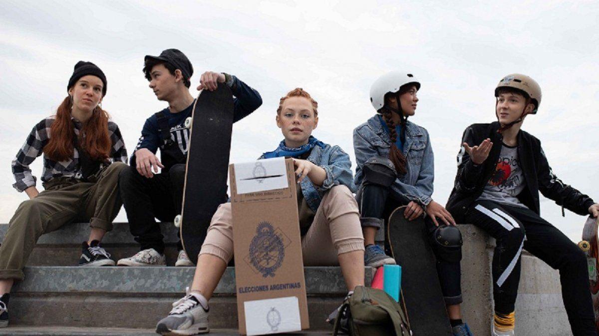 PASO 2021: podrán votan 861 mil jóvenes de 16 y 17 años