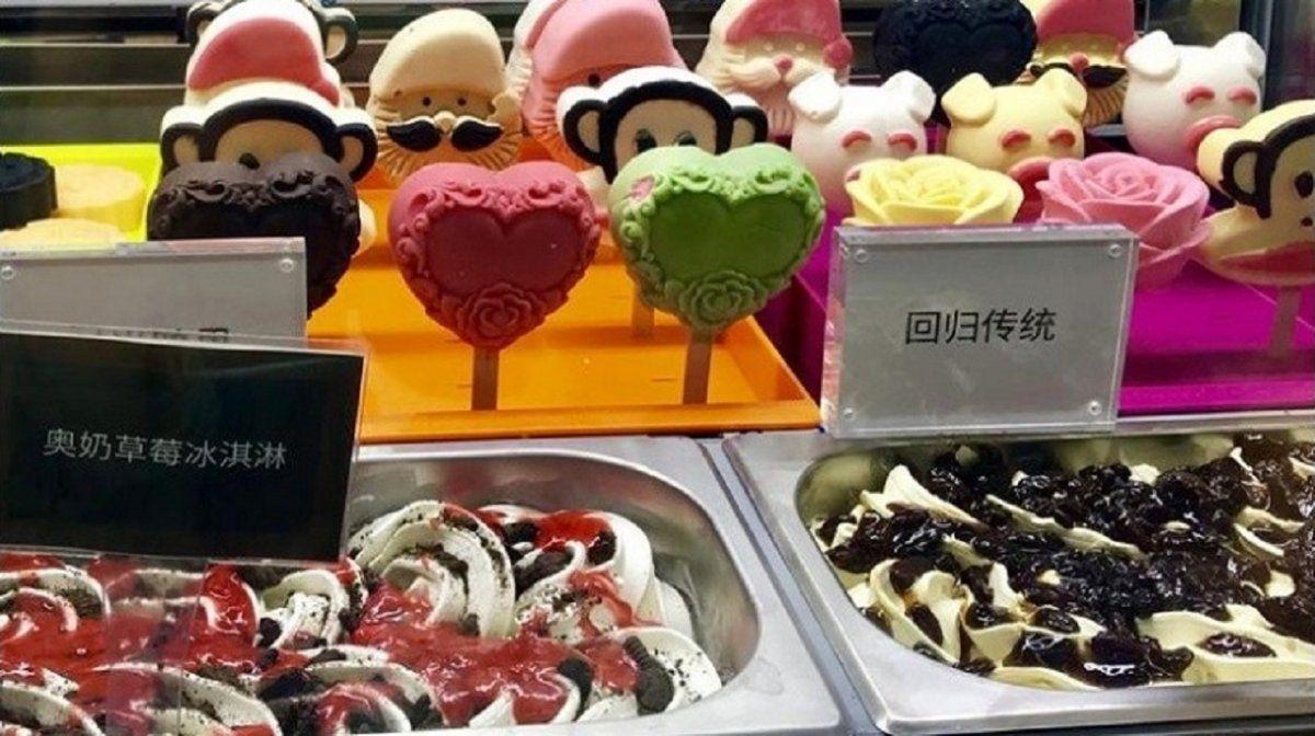 En china hallaron coronavirus en helado