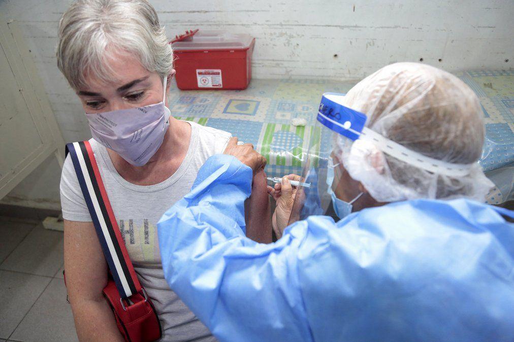 Llegaron a Almirante Brown más dosis de la vacuna contra el Covid-19