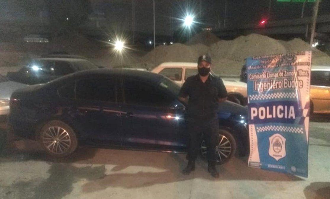 Inseguridad en Lomas de Zamora: robo, persecución y dos detenidos