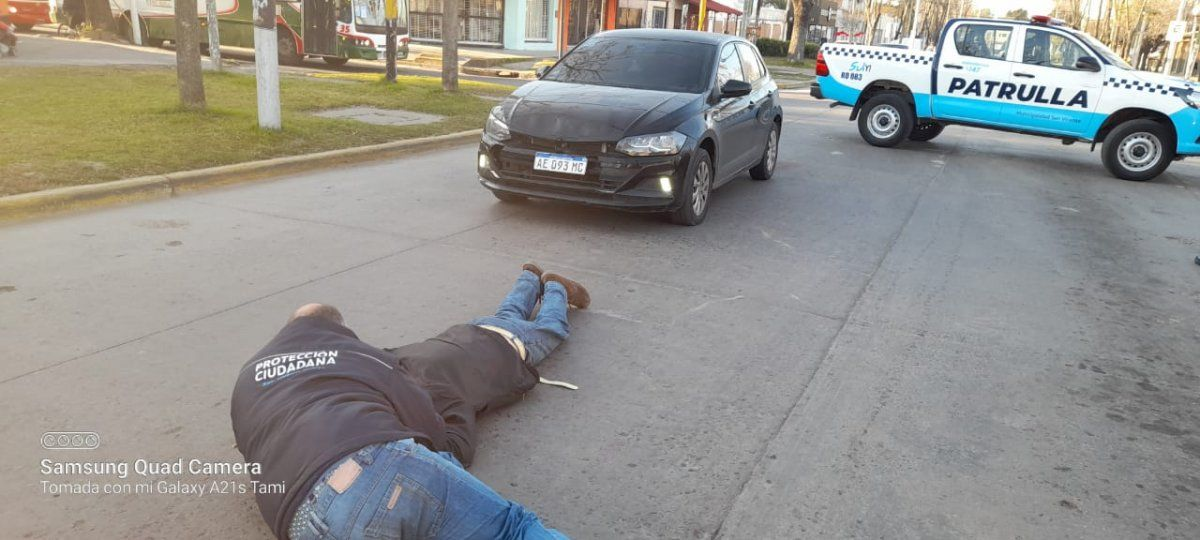 Alejandro Korn: atropellaron a un vecino de 64 años
