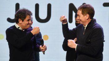 Santilli y Manes: cómo quedará la lista de Juntos en Provincia para las generales