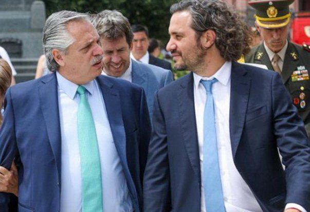 Santiago Cafiero dejó la jefatura de Gabinete pero será el nuevo Canciller de la Argentina.