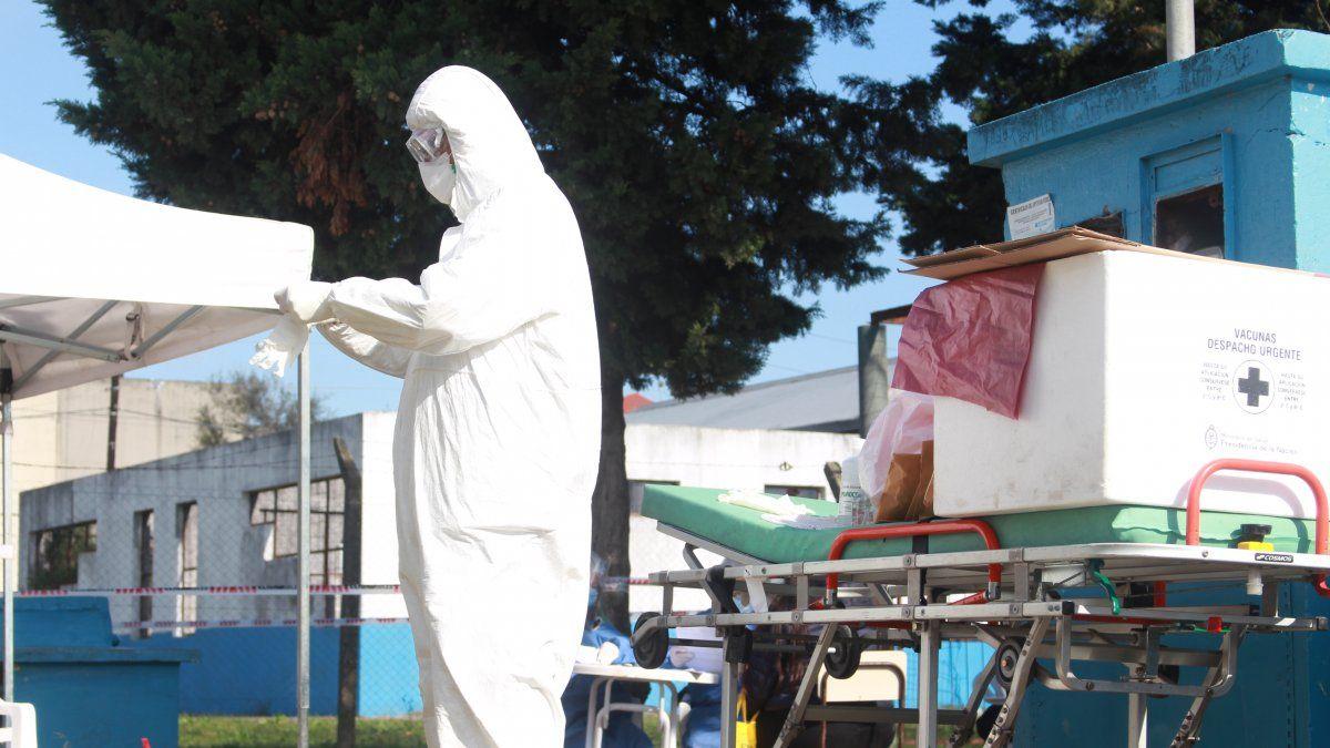 Coronavirus en Brown: a un paso de romper una nueva barrera