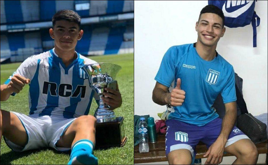 Dos jugadores de Brown en la lista de Racing para la Copa Libertadores