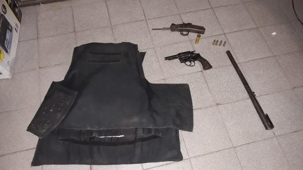Raid delictivo en Glew: hay cuatro detenidos, entre ellos un menor