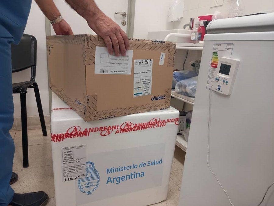 Vacuna contra el coronavirus: las segundas dosis ya están en Lomas de Zamora