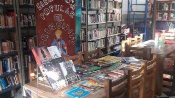 Una biblioteca de Monte Grande celebra su aniversario de forma especial