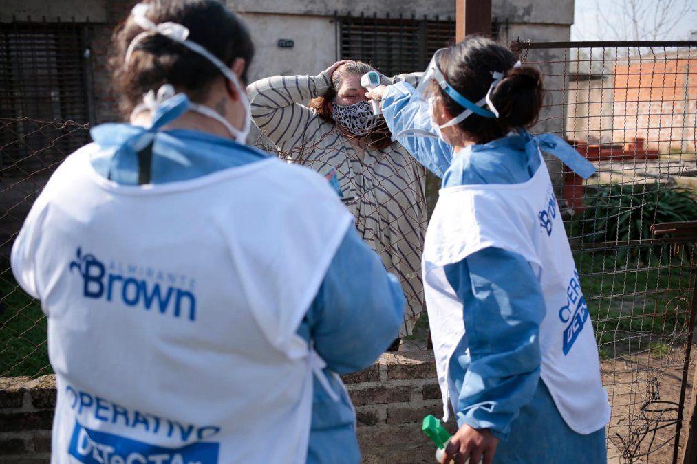 Coronavirus en Brown: Buenas y malas noticias