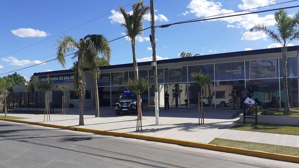 Inauguraron la nueva Secretaría de Salud de Ezeiza.