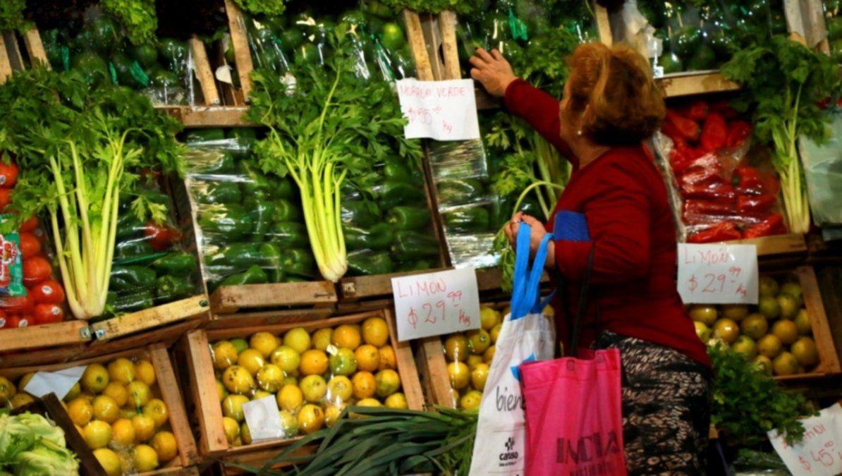 Mercado de Productores bonaerenses en Esteban Echeverría