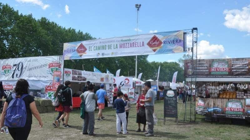Reprograman la Fiesta Provincial de la Mozzarella de San Vicente