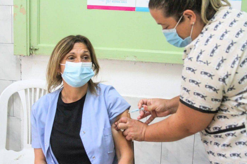 Llegaron a San Vicente las segundas dosis de la vacuna contra el coronavirus