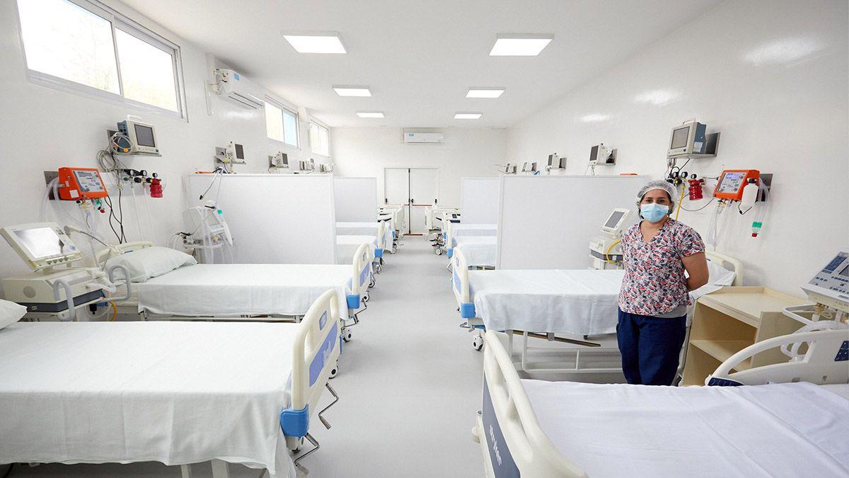 Ezeiza registró 355 casos de coronavirus y 15 muertes en tan solo una semana.