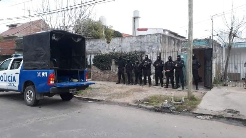 Cayó una banda que usurpaba casas en Lomas