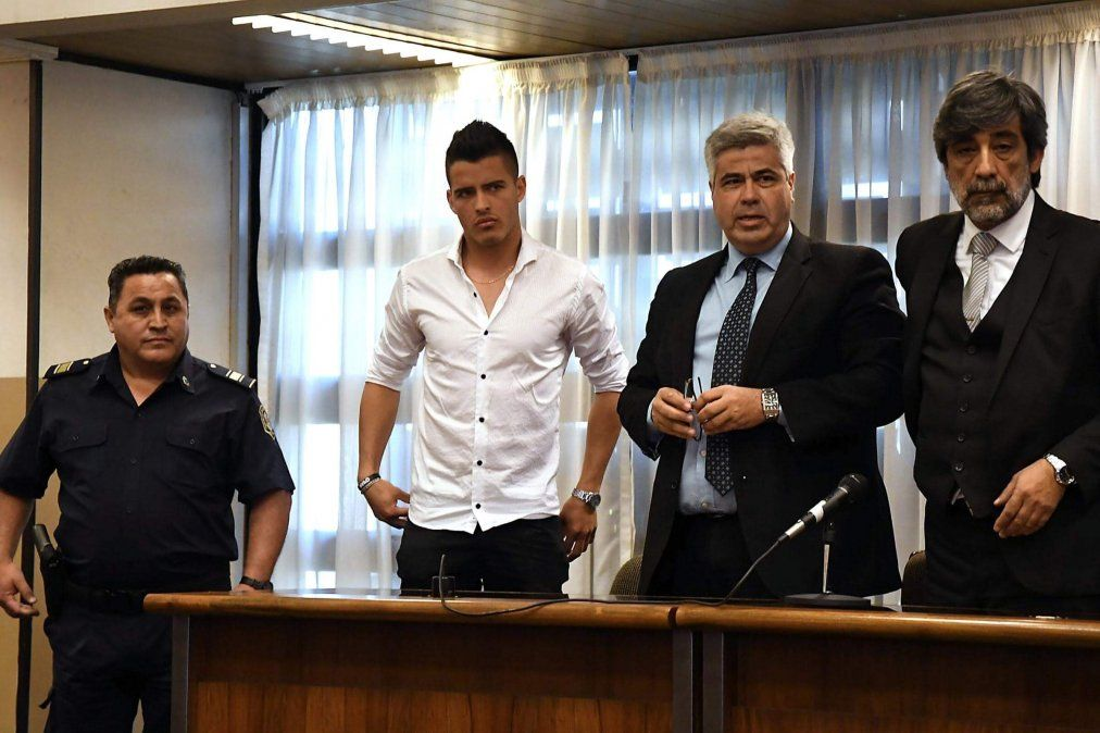 Alexis Zárate fue detenido y cumplirá su condena por violación