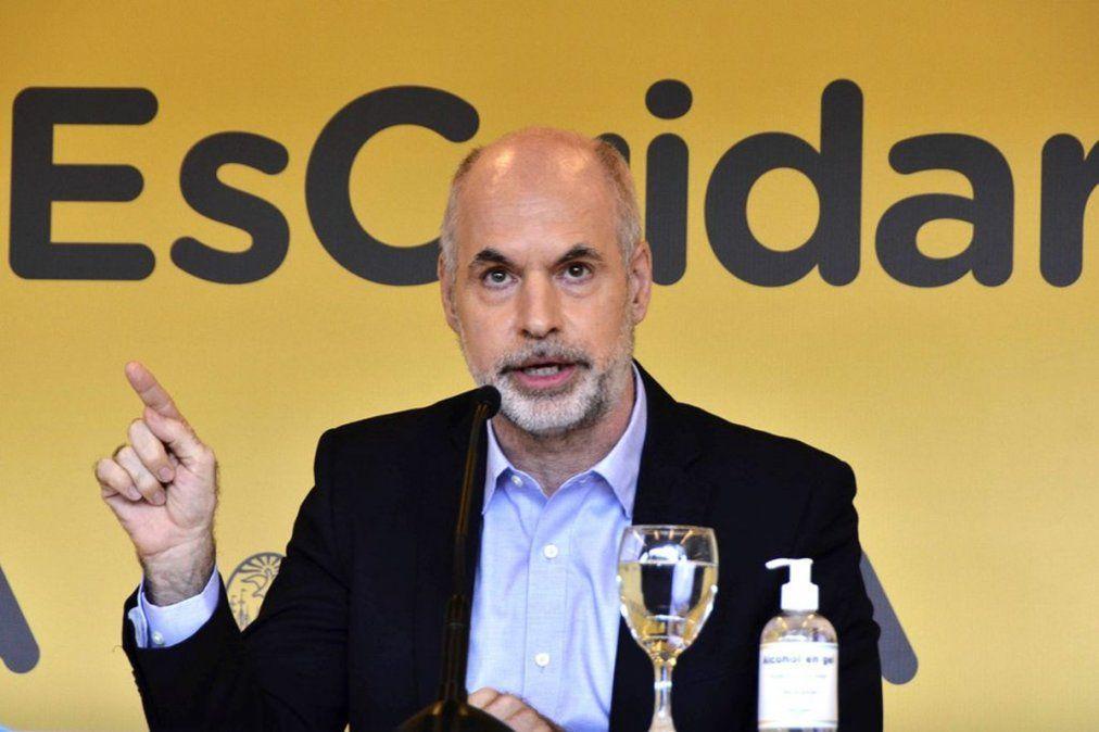 Horacio Rodríguez Larreta, a favor de eliminar las indemnizaciones.