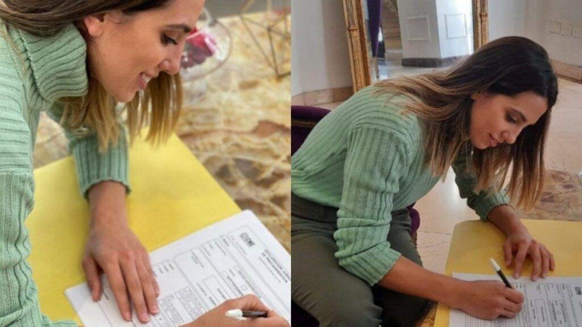 Más de 15 mil personas votaron a Cinthia Fernández en la región: los datos municipio a municipio