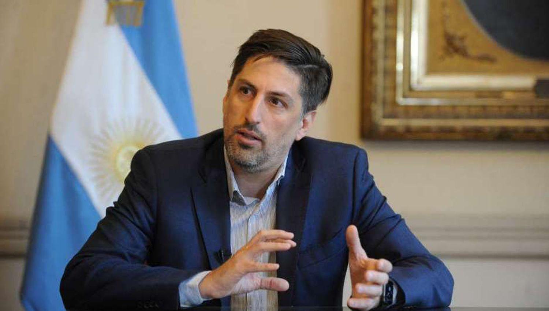Nicolás Trotta, exministro de Educación de la Nación.