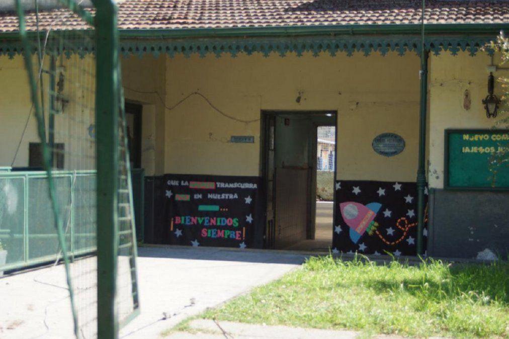 Escuela 16 de Adrogué: La casa de un expresidente que hoy es víctima de la inseguridad